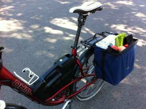 Jandd Grocery Bag Pannier Review A Great Electric Bike Accessory