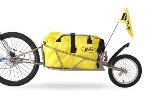 bob bike trailer