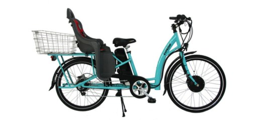 ezee Expedir electric cargo bike