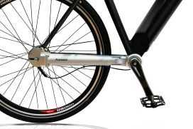 Protanium Shaft Drive Electric Bike System | Electric Bike