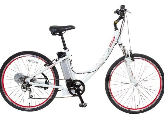 Currie Technologies eZip Skyline Step Thru Electric Bicycle.