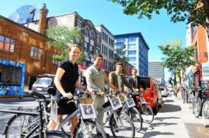 Electric Bikes: the new corporate vehicles!