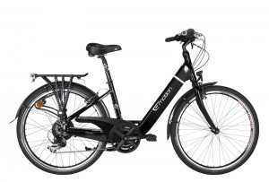 The Easy Motion Evo Eco Lite electric bike.