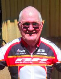 John Moss electric bike touring