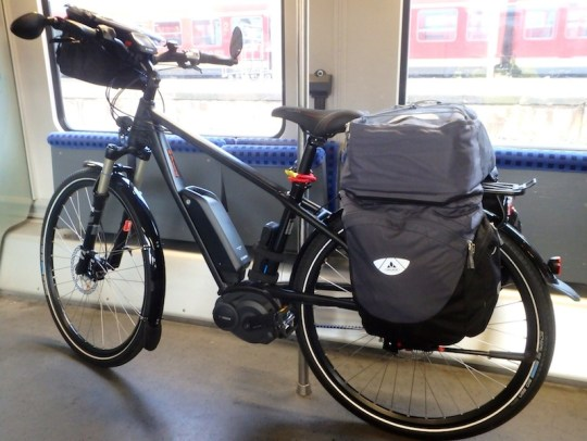 reisse and mueller electric touring bike