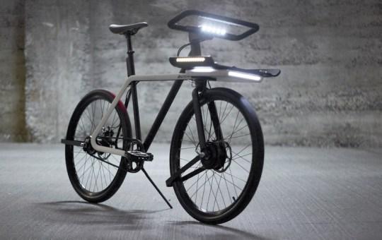 Denny electric bike light