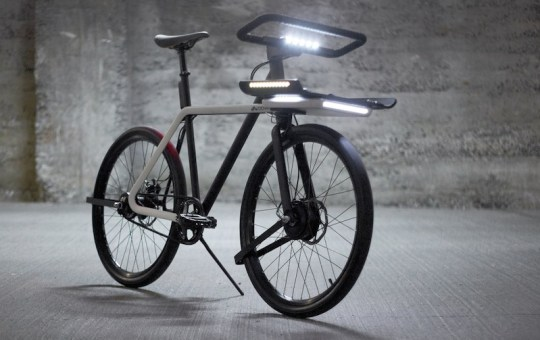 Denny electric bike light