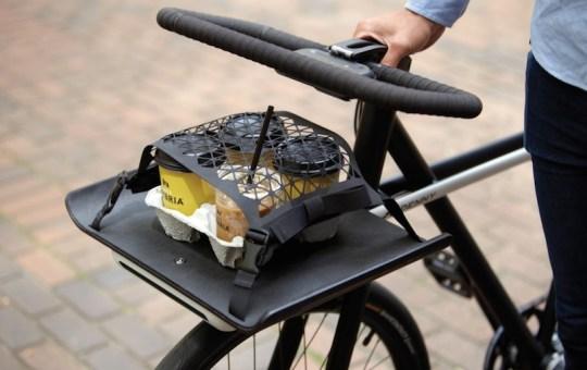 Denny electric bike rack