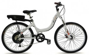 ProdecoTech Stride 500 electric bike.