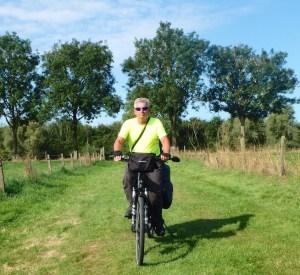 European electric bike tour Grant 1