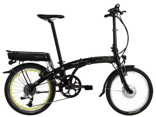 dahon ikon folding electric bike