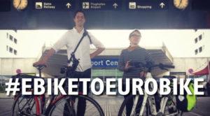 electric bike tour eurobike brett karen