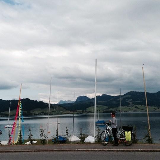 electric bike tour eurobike lake 1