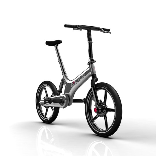 gocycle folding electric bike