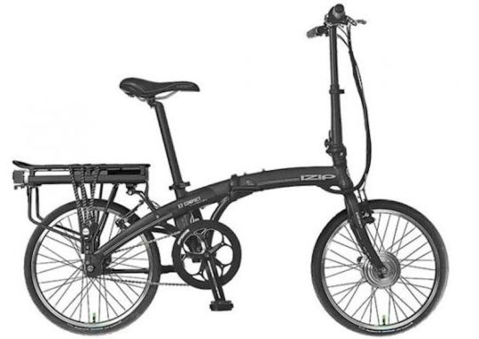 izip e3 compact folding electric bike