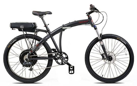 prodecotech phantom x2 folding electric bike