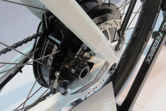 Stromer ST2 electric bike motor