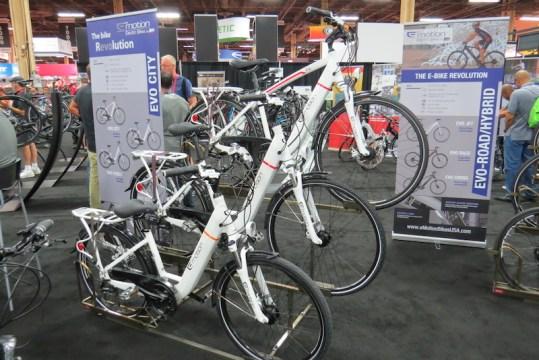 easy motion evo city electric bikes