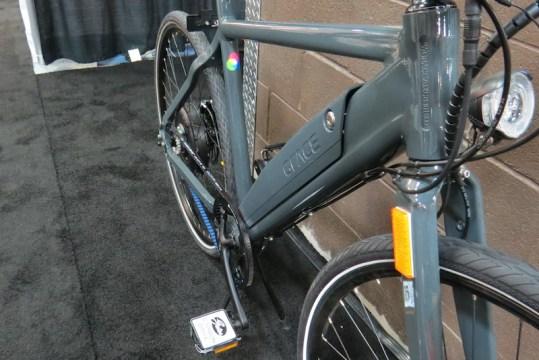 grace easy electric bike battery
