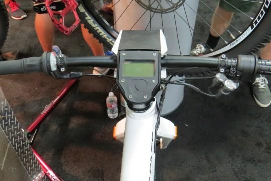 grace one electric bike display