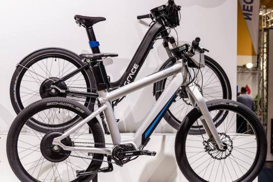 grace one urban electric bikes eurobike