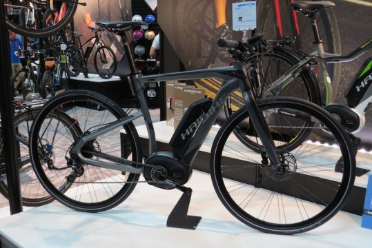 haibike urban electric bike