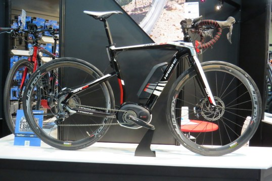 haibike xduro race electric bike