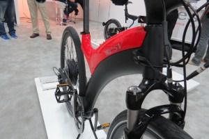 BESV Lion LX1 electric bike frame