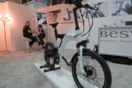 BESV Pather PS1 electric bike