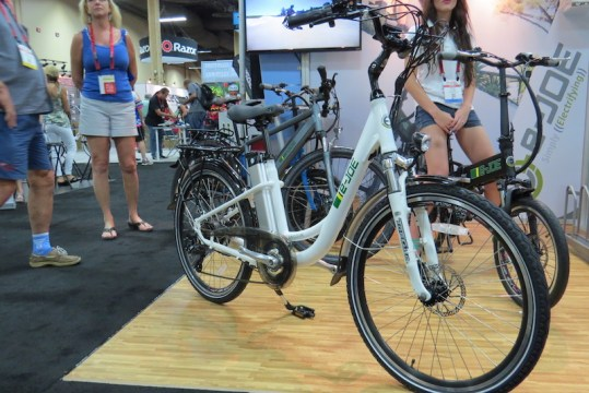 ejoe anggun 3 electric bike