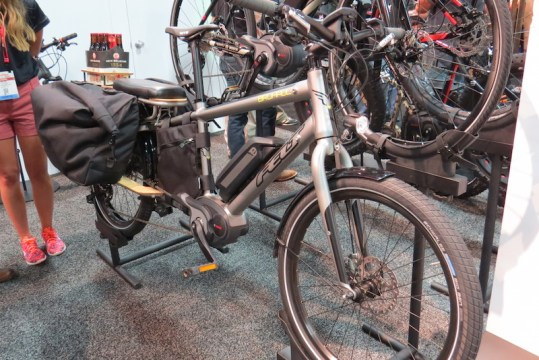 felt bruhaul electric cargo bike