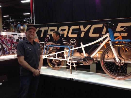 xtracycle bosh edgerunner electric cargo bike ross evans