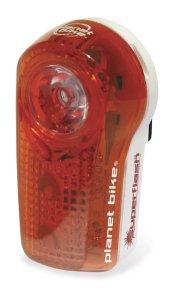 planet bike blinky super flash tail light