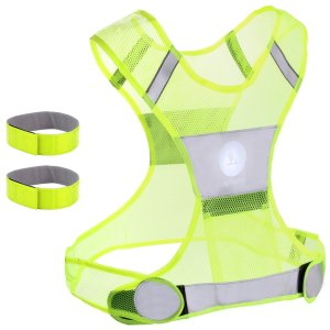 reflective bike vest