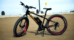 Juggernaut fat electric bike