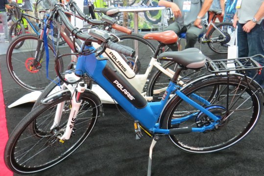 Polaris Course EV512 electric bike
