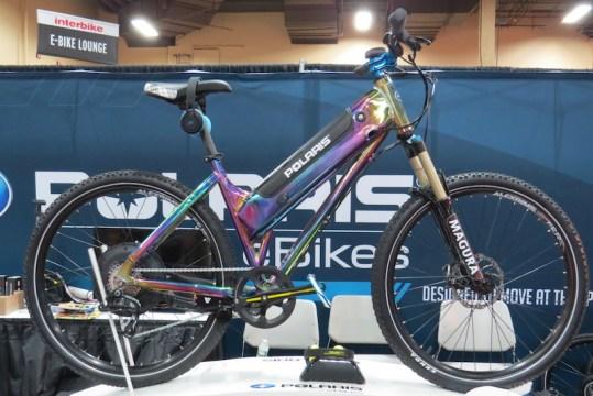 Polaris Diesel DL818 electric bike