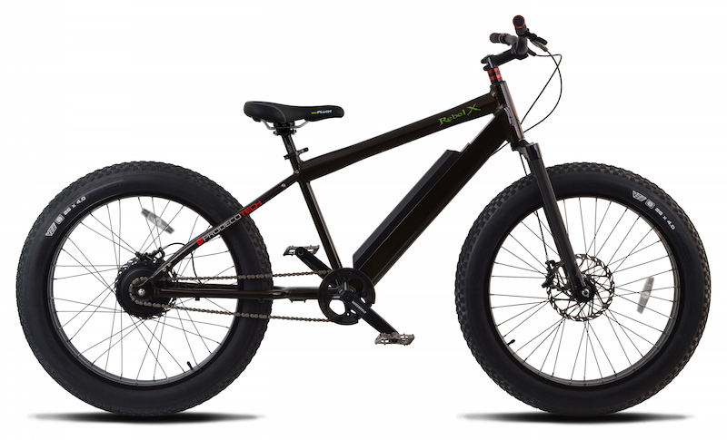 New Prodecotech E Bikes W Internal Frame Battery