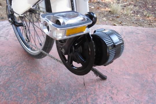 energie cycles 26td bafang motor