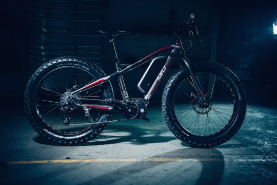 igo electric fat bike 2