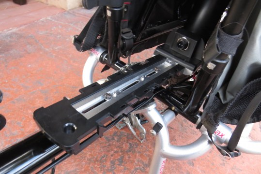 Dillenger Bafang battery mount