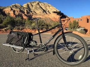 Dillenger Bafang xtracycle edgerunner cargo bike
