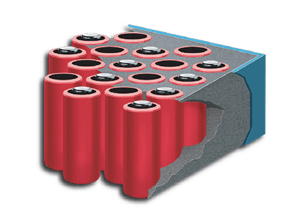 allcell battery thermal management