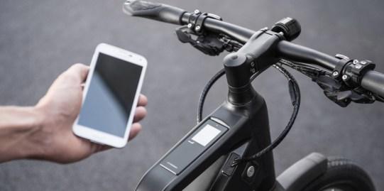 stromer st2 smartphone application