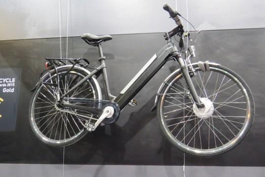 diavelo carbon electric bike step thru