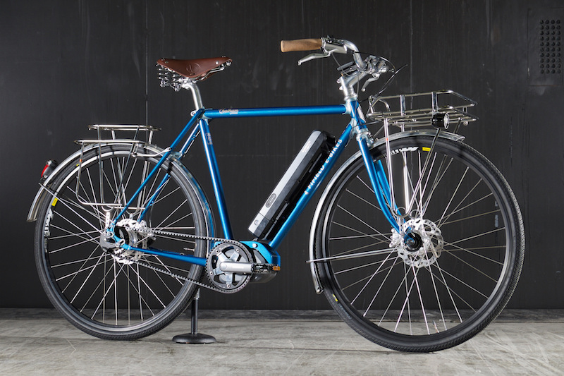 Stylish Fifield Electric Bikes From N A Handmade Bike