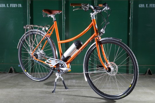 fifield chatham electric bike
