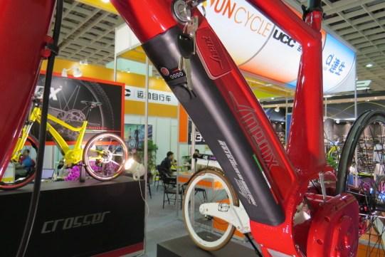 neox electric bike battery