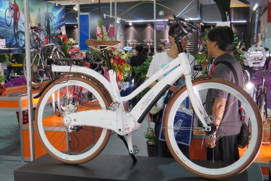 neox electric bike city