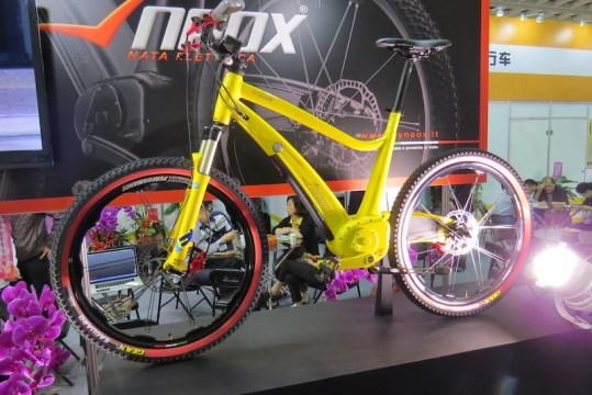 neox electric bike mountain